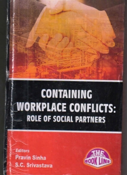 Containing Workplace Conflicts: Role of Social Partners