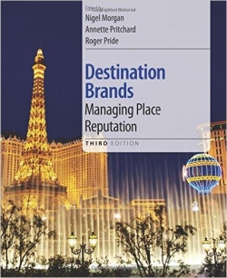 Destination Brands Managing Place Reputation Third Edition