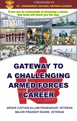 GATEWAY TO A CHALLENGING ARMED FORCES CAREER