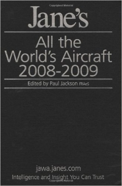 Jane\'s All The World\'s Aircraft 2008-2009