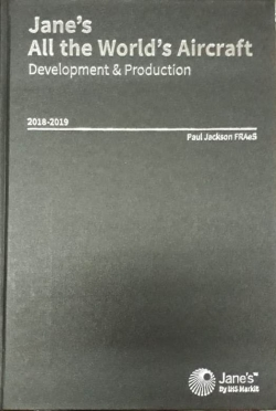 Jane's All the World's Aircraft: Development & Production 2018-2019
