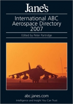 Jane\'s International ABC Aerospace Directory 2007