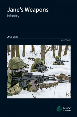 Jane's Weapons: Infantry Yearbook 19/20