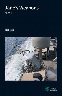 Jane's Weapons: Naval Yearbook 19/20