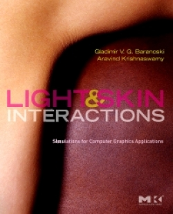 Light & Skin Interactions: Simulations for Computer Graphics Applications