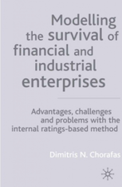 Modelling The Survival of Financial and Industrial Enterprises: Advantages, Challenges and Problems With The Internal Rating-Based (IRB) Method