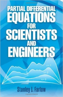 Partial Differential Equations For Scientist And Engineers
